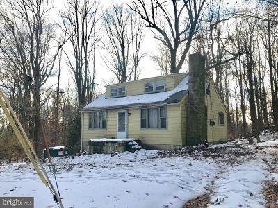 Pottstown Single Family Home For Sale: 3021 Chestnut Hill Road