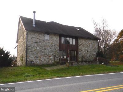 Coatesville Single Family Home For Sale: 672 E Reeceville Road
