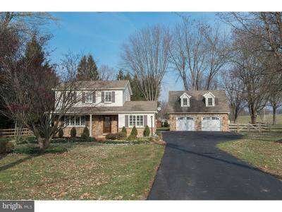 Honey Brook Single Family Home For Sale: 132 Morgantown Road
