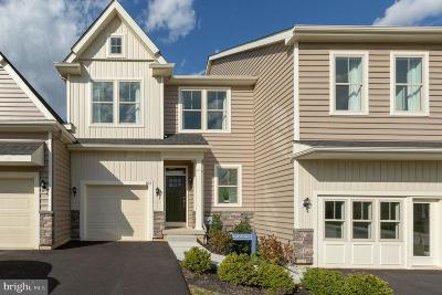 Kennett Square Townhouse For Sale: Lot C- Jamestown Ii Model Sparrow Ridge Court