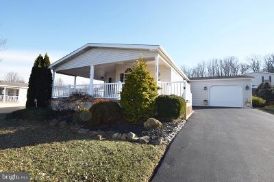 Coatesville Single Family Home For Sale: 548 Conestoga Drive