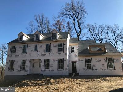 Malvern Single Family Home For Sale: 475 Conestoga Road