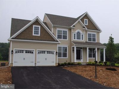 Downingtown Single Family Home Under Contract: 182 Patriot Lane #16