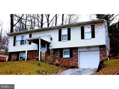 Coatesville PA Single Family Home For Sale: $175,000