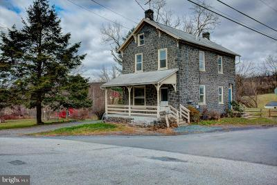 Pottstown Single Family Home For Sale: 2071 N Hill Camp Road