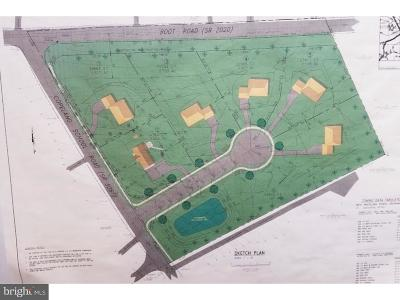 Downingtown Residential Lots & Land For Sale: 1387 Copeland School Road