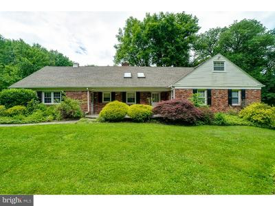 Newtown Square Single Family Home For Sale: 11 Old Covered Bridge Road