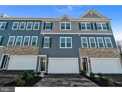 Downingtown Townhouse For Sale: 320 Dawson Place #115