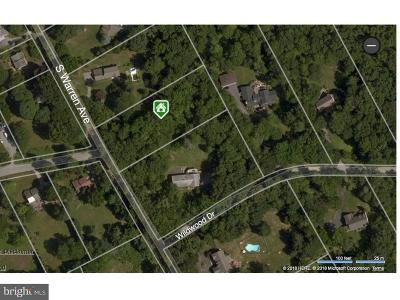 Residential Lots & Land Active Under Contract: 611 A S Warren Avenue