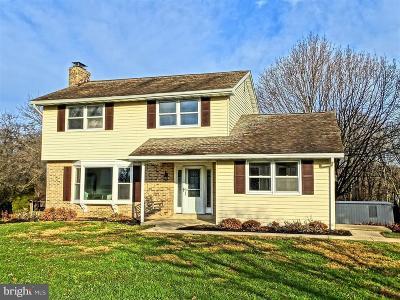 Parkesburg Single Family Home For Sale: 223 Octorara Road