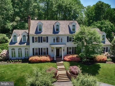 Newtown Square Single Family Home For Sale: 501 Patriots Way
