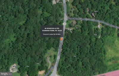 Downingtown Residential Lots & Land For Sale: 00 Bondsville Road