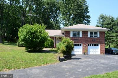 Kennett Square Single Family Home For Sale: 1224 Parkersville Road