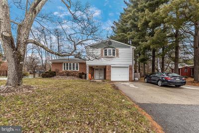Malvern Single Family Home For Sale: 122 Conestoga Road