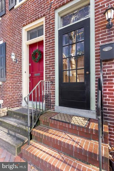 West Chester Townhouse For Sale: 217 S Darlington Street