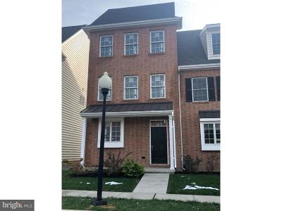 Kennett Square Townhouse For Sale: 628 D Street