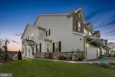 Chester Springs Townhouse For Sale: 3420 Bergamont Way
