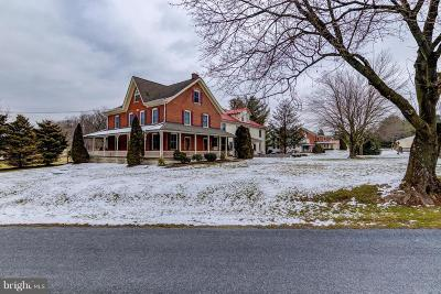 Unionville Single Family Home For Sale: 1276 Doe Run Road