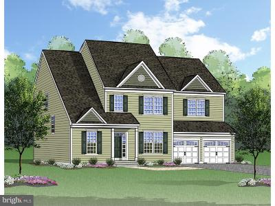 Downingtown Single Family Home Active Under Contract: 166 Patriot Lane Patriot Lane