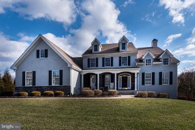 Newark, Kennett Square, Middletown, Wilmington, Greenville, Centerville, Chadds Ford, Landenberg Single Family Home For Sale: 155 Harrogate Drive