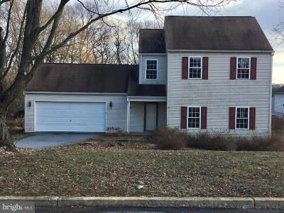 Coatesville Single Family Home Under Contract: 16 Woodbrook Drive