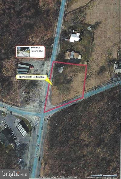 Coatesville Residential Lots & Land For Sale: 1101 Manor Road
