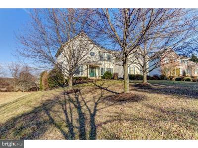 West Chester Single Family Home Active Under Contract: 1341 Wooded Knoll