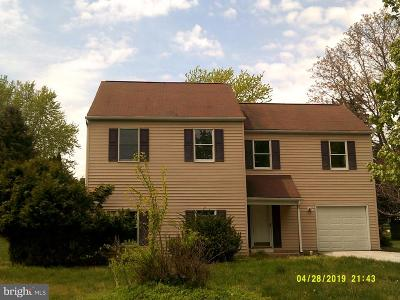 Coatesville Single Family Home For Sale: 7 Woodbrook Drive