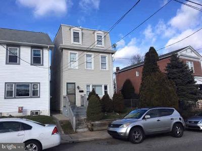 Phoenixville Single Family Home For Sale: 423 Saint Marys Street