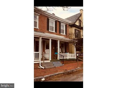 West Chester Townhouse For Sale: 203 Wollerton Street