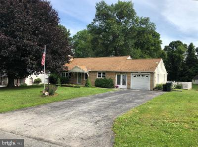 Single Family Home For Sale: 1217 Caln Meetinghouse Road