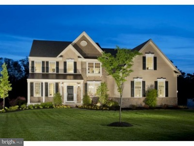 Downingtown Single Family Home Active Under Contract: 35cfrm Emma Court
