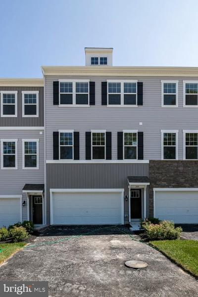 Downingtown Townhouse For Sale: Lot 101 Dawson Place