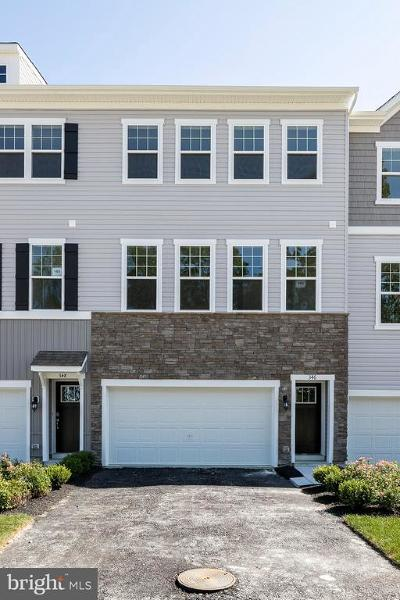 Downingtown Townhouse For Sale: Lot 102 Dawson Place