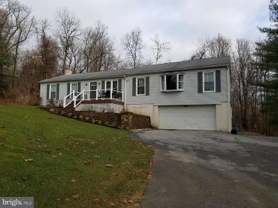Coatesville Single Family Home Active Under Contract: 1013 W Kings Highway