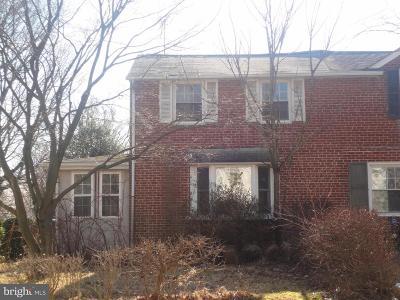 Phoenixville Single Family Home Under Contract: 1000 W Bridge Street