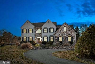 Kennett Square Single Family Home Active Under Contract: 244 Marlboro Road