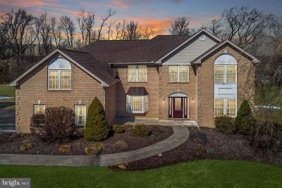Coatesville Single Family Home Active Under Contract: 111 Mallard Drive