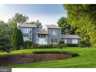 West Chester Single Family Home For Sale: 1009 Dunvegan Road
