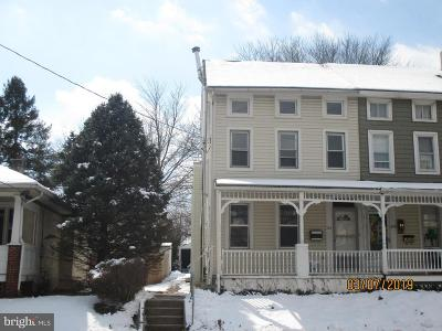 Phoenixville Single Family Home For Sale: 352 Nutt Road