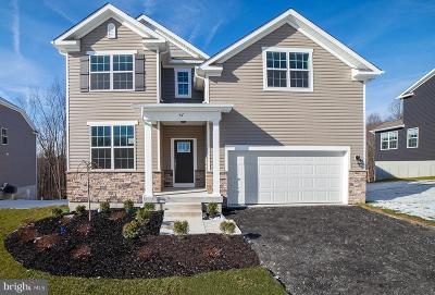 Downingtown Single Family Home For Sale: Lot 48 Clayton Lane
