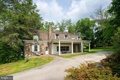 Devon Single Family Home Under Contract: 418 S Valley Forge Road