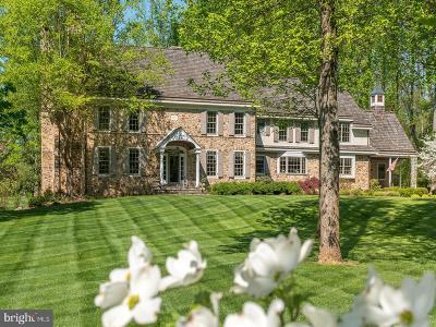 Malvern Single Family Home For Sale: 1395 Wisteria Drive
