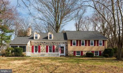Wayne Single Family Home For Sale: 644 Colonel Dewees Road