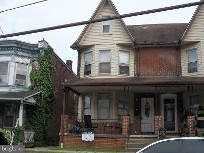 Coatesville Single Family Home For Sale: 344 Charles Street