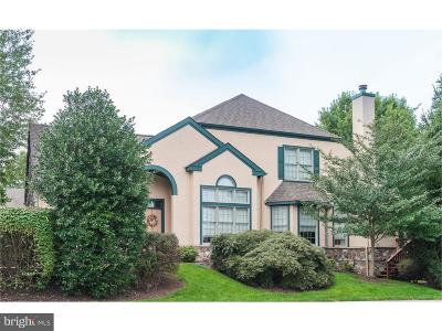 Chester County, Delaware County Townhouse For Sale: 1294 Robynwood Lane
