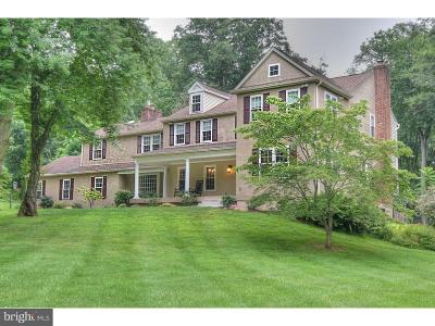 Malvern Single Family Home For Sale: 12 Sugarbrook Road