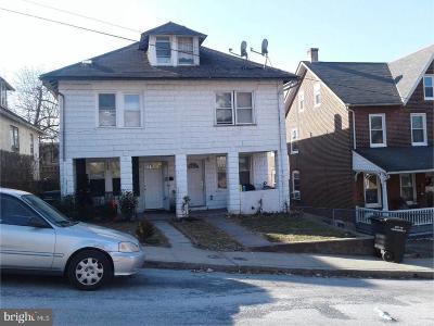 Coatesville Single Family Home For Sale: 152 S 4th Avenue