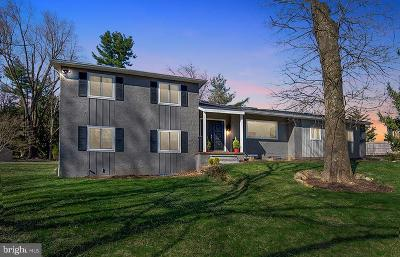 West Chester Single Family Home For Sale: 1124 Talleyrand Road