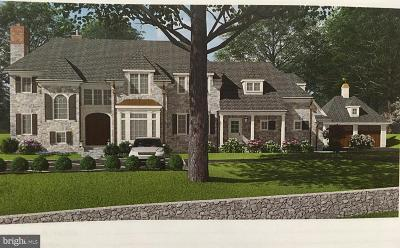 Chester County Single Family Home For Sale: 2325 - Lot 2 White Horse Road